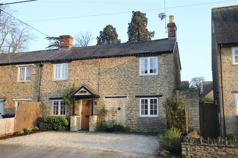 2 bedroom semi-detached house for sale - Grooms Cottage, 53, High Street, Croughton