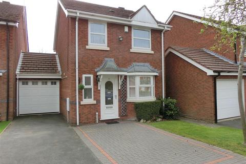 3 bedroom link detached house for sale - Millford Close, Hall Green, Birmingham