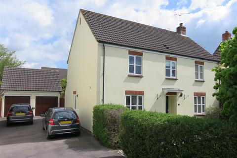 4 bedroom detached house for sale - Poppy Close, Calne