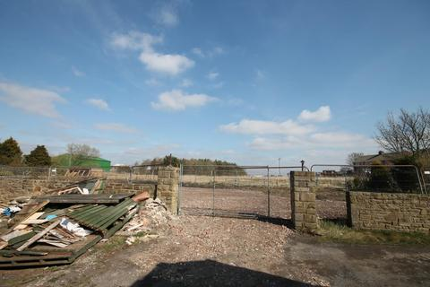 Plot for sale - North Road, Tow Law, Bishop Auckland