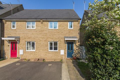 2 bedroom semi-detached house to rent - Wellbrook Way, Girton