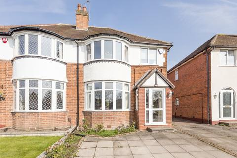 3 bedroom semi-detached house for sale - Alvechurch Road, Longbridge, Birmingham, B31 3PX