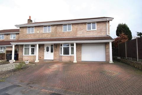 5 bedroom detached house for sale - Greencroft, Penwortham