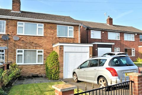 3 bedroom semi-detached house for sale - Hazel Drive, Chesterfield