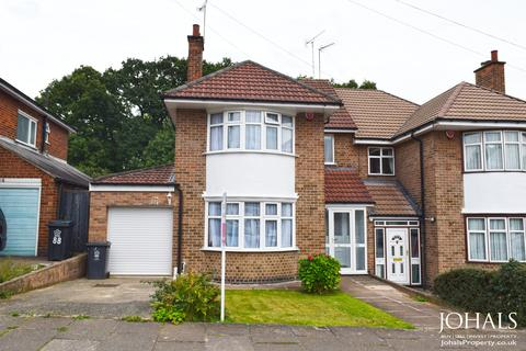 3 bedroom semi-detached house to rent - Highway Road, Leicester, Leicestershire, LE5