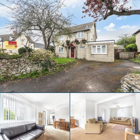 4 bedroom detached house for sale - South Hinksey, Oxford, OX1
