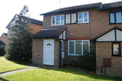 3 bedroom semi-detached house to rent - Bollinger Close, Duston, Northampton NN5 6EL
