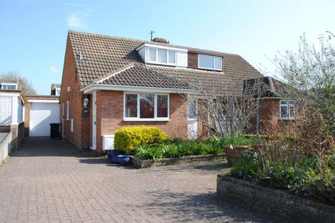 2 bedroom semi-detached house for sale - Haycroft Walk, Kingsthorpe, Northampton NN2 8BH