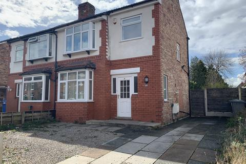 3 bedroom semi-detached house to rent - Brook Road, Flixton, Manchester M41