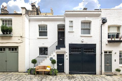 2 bedroom mews for sale - Dunstable Mews, London, W1G