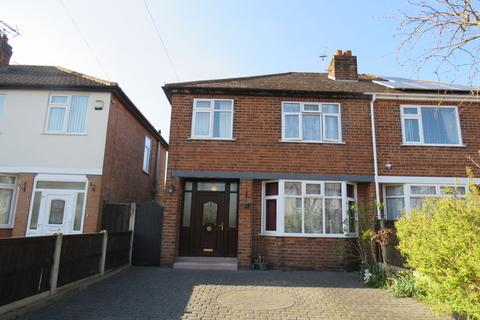 3 bedroom semi-detached house for sale - Hickling Road, Nottingham, NG3