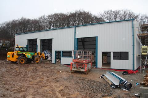 Industrial unit to rent - Tinners Way, Callington PL17