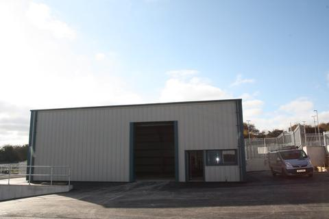 Industrial unit to rent - Tinners Way, Callington PL17