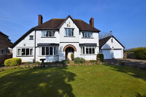 4 bedroom detached house for sale - Kenilworth Road, Knowle, Solihull, B93 0JQ