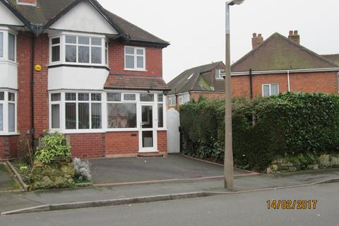 3 bedroom semi-detached house to rent - Avon Road, Solihull B90