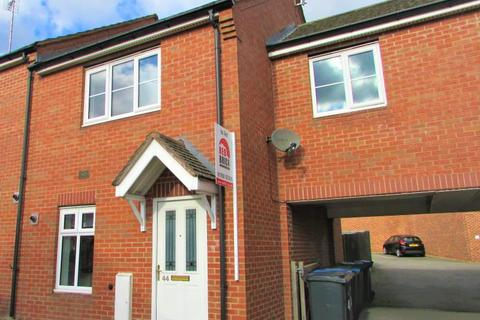 3 bedroom semi-detached house to rent - Stowe Drive, Bilton, Rugby, CV22 7NU