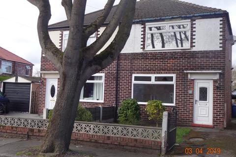 2 bedroom semi-detached house to rent - Highbury Ave, Flixton, Manchester M41