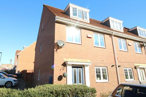 3 bedroom end of terrace house for sale - Gosforth