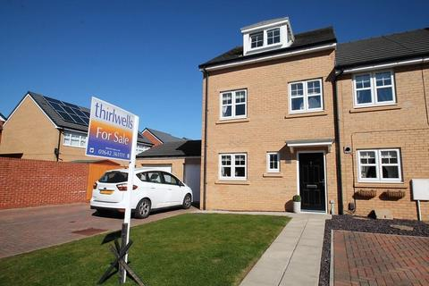 3 bedroom semi-detached house for sale - Gable Court, Thornaby