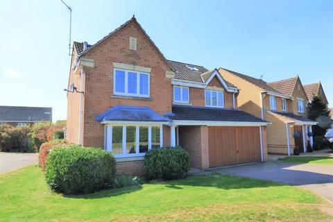 6 bedroom detached house for sale - Cowbeck Close, Northampton
