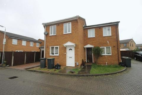 2 bedroom semi-detached house to rent - Radstone Place, Luton
