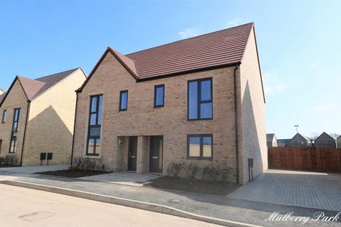 3 bedroom semi-detached house to rent - Kellaway Lane, Mulberry Park, Combe Down