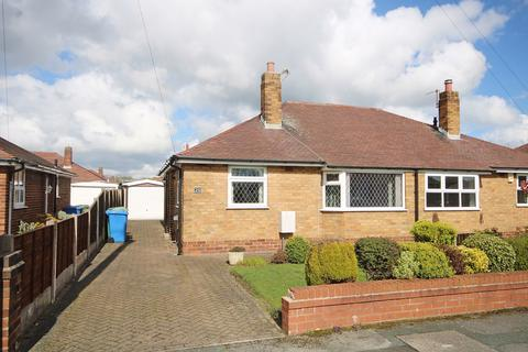 2 bedroom semi-detached bungalow for sale - Birchdale Road, Paddington, Warrington, WA1