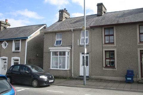 3 bedroom end of terrace house for sale - Church Street, Penrhyndeudraeth