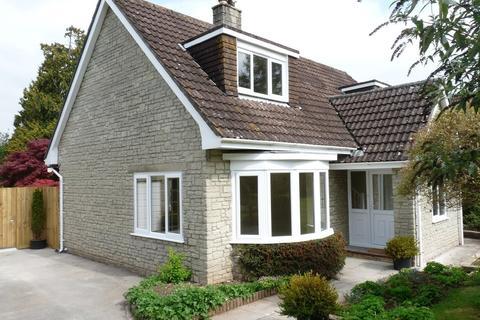 3 bedroom detached house for sale - Glebe Paddock, Wookey