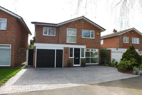 4 bedroom detached house for sale - Rowood Drive, Solihull