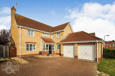 5 bedroom detached house for sale - Pepys Avenue, Worlingham, Beccles
