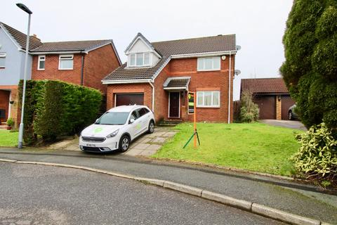 4 bedroom detached house to rent - Crowshaw Drive
