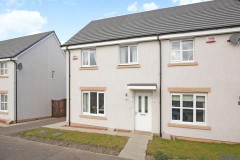 3 bedroom end of terrace house for sale - 24 Kinlouch Crescent, Rosewell, EH24 9BY