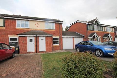 2 bedroom semi-detached house to rent - Millfield Gardens, Nether Poppleton, York