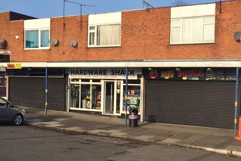 Retail property (high street) to rent - Woodbury Road, Halesowen, West Midlands, B62