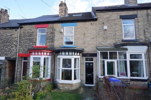 3 bedroom terraced house for sale - Bradley Street, Crookes, Sheffield, S10 1PA
