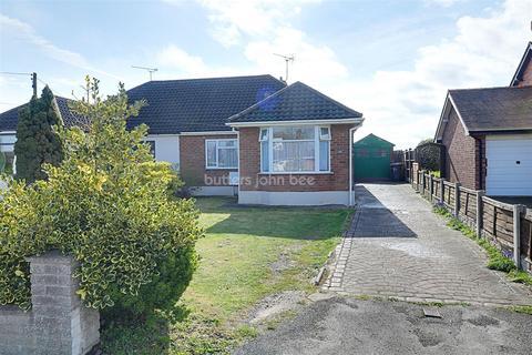 2 bedroom bungalow for sale - Green Lane, WIllaston