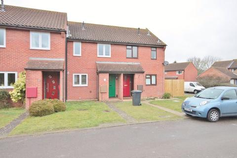 2 bedroom terraced house to rent - Stubble Close, Botley, OX2 9BT