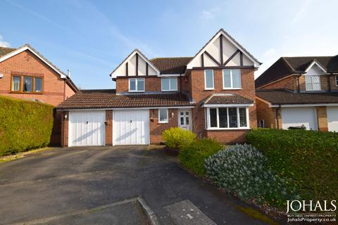 4 bedroom detached house to rent - Mount Pleasant, Oadby, Leicester, LE2