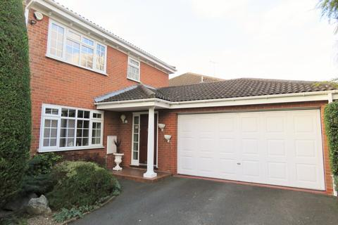 4 bedroom detached house for sale - Kerswell Drive, Monkspath, Solihull, B90