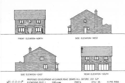Land for sale - Wootton, Boars Hill, OX1