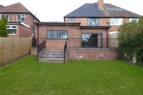 4 bedroom semi-detached house to rent - Park Hill Road, Harborne, Birmingham, B17 9SJ