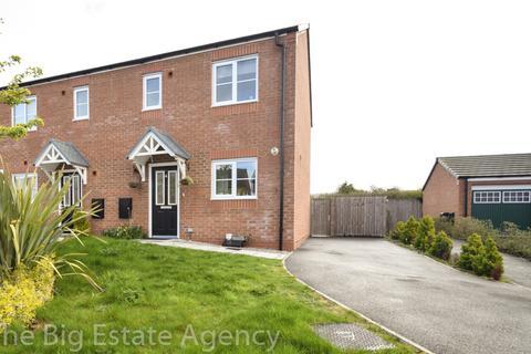 3 bedroom terraced house for sale - Clos Owain, Hope, Wrexham, LL12