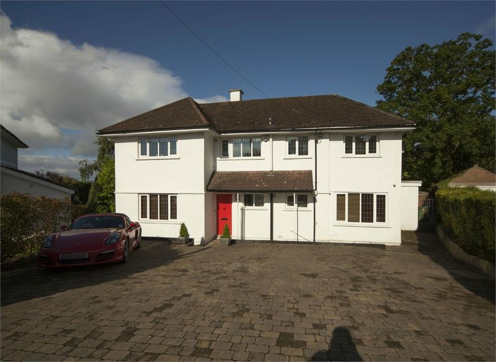 4 Bedrooms Detached House for sale in Bronwydd Close, Penylan, Cardiff