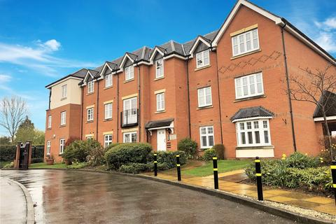 3 bedroom apartment for sale - Chancel Court, Solihull, West Midlands, B91