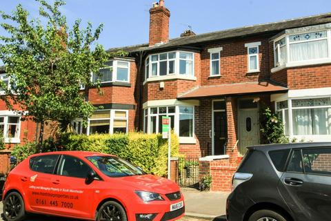 4 bedroom terraced house to rent - Claude Road, Chorlton, M21