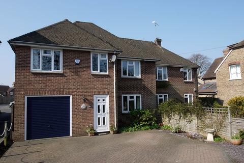 4 bedroom semi-detached house for sale - St John's Road, Sevenoaks, TN13