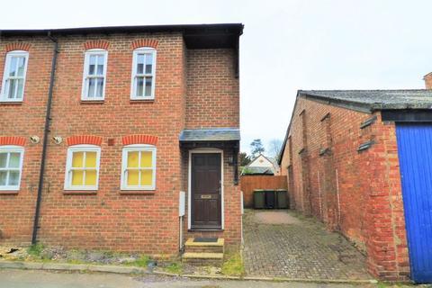 2 bedroom semi-detached house to rent - Tebbutts Yard, Northampton