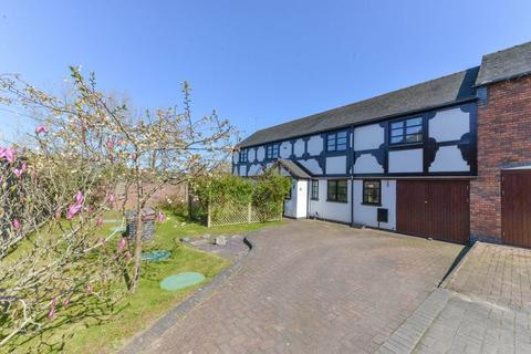 4 bedroom semi-detached house to rent - Stableford Court, Stableford, Newcastle-Under-Lyme
