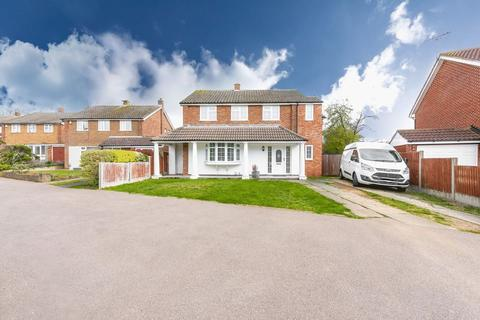 4 bedroom detached house for sale - IMMACULATE RESIDENCE, Limbury Mead area, Thelby Close